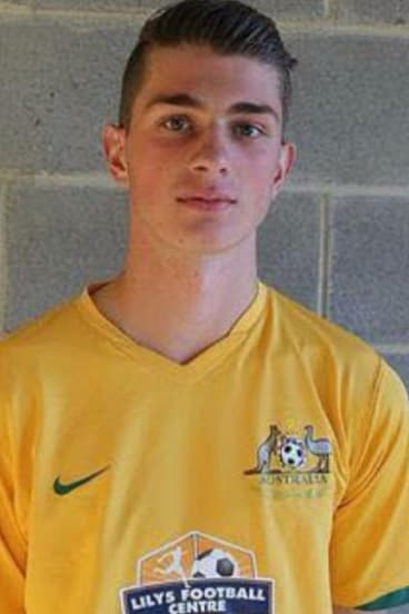 Max Muscat has a $29,000 debt after taking out a loan to study at FC 11.