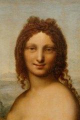 The exibition will include works by artists like Leonardo Da Vinci.