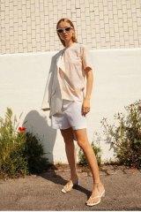 Pernille Teisbaek, Scandi Instagram influencer and proud thong-sporter. Picture:Pernille Teisbaek/Instagram