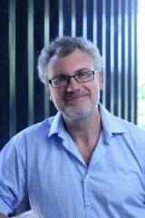 Professor Andrew Martin.