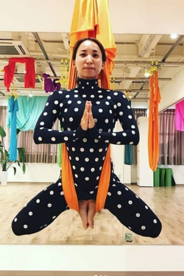 Zozosuit owners take to Instagram to show off their spots.