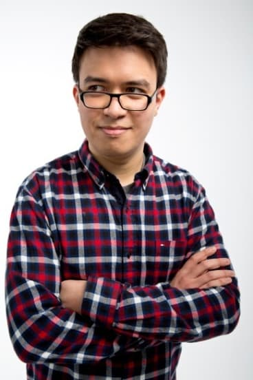 Phil Wang brings engineering principles to his stand-up show.