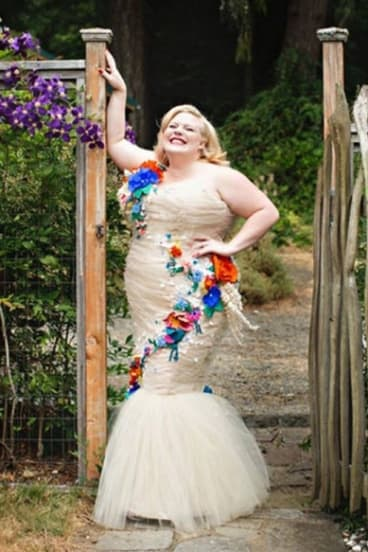 """""""As far as my body is concerned, bralettes might as well be doll clothes"""" says writer Lindy West."""