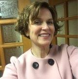 Mayor of Minneapolis Betsy Hodges.