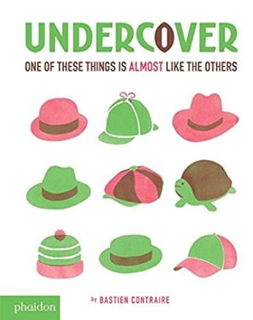 Bastien Contraire's Undercover: One of These Things is Almost Like the Others.