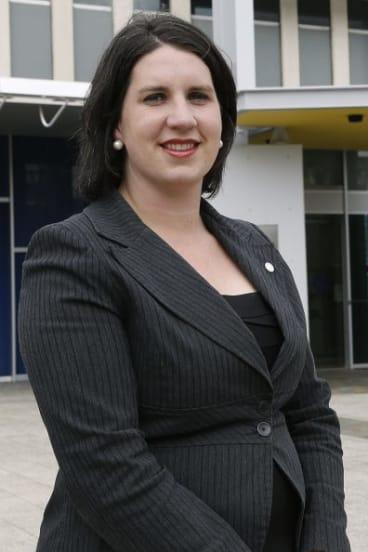 Liberal MLA Giulia Jones.