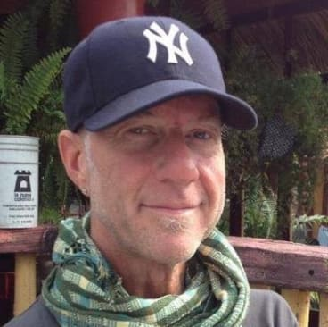 <i>New York Times</i> journalist Serge Kovaleski in a photo from his Twitter profile.