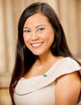 Former Melbourne city councillor Tessa Sullivan.