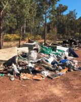 Illegal dumpers are notorious in the Serpentine Jarrahdale area.