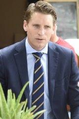 Canning MP Andrew Hastie