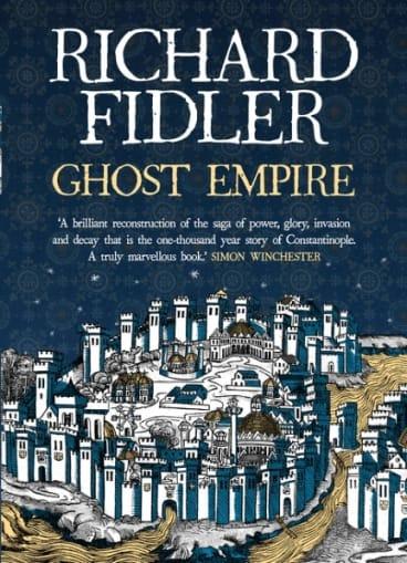Ghost Empire book cover