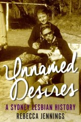 <i>Unnamed Desires</i> by Rebecca Jennings.