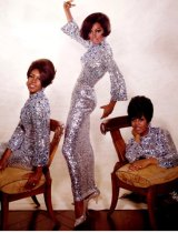 Long before Destiny's Child there was iconic girl group the Supremes.