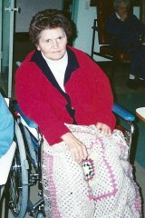 The late Christa Simmons, who had dementia and whose funds were almost all lost by State Trustees.