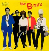 The B-52s' self-titled debut album, released in 1979.