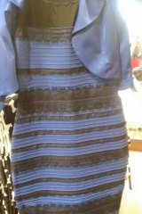 It's like a redux of that dress debate. Colour us confused