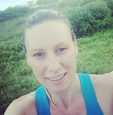 Tragedy: Sydney woman Justine Damond.