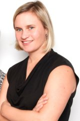 Zoe Pointon, co-founder of OpenAgent: always speak early in a meeting.