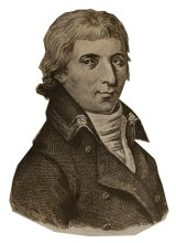 Ordered to Australia: French explorer Nicolas Baudin.