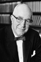 US psychologist Gordon W. Allport