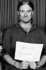 Jared Olsen, who died after a medication mix-up at Fiona Stanley Hospital.