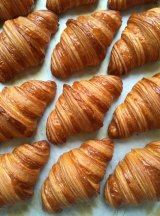 Croissants - a national staple.