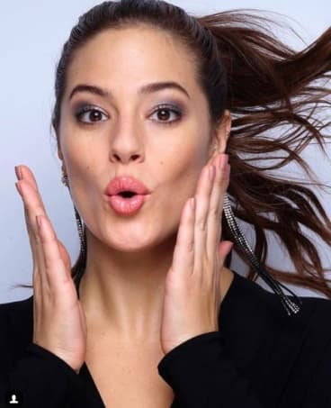 Model Ashley Graham has landed her first major beauty contract with Revlon.