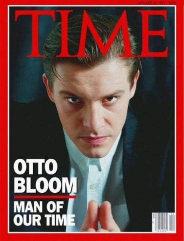 Xavier Samuel in a still from <i>The Death And Life Of Otto Bloom</I>, which opens the Melbourne International Film Festival.