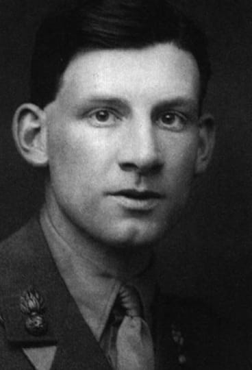Siegfried Sassoon was among the poets who showed that there was art in death and suffering.