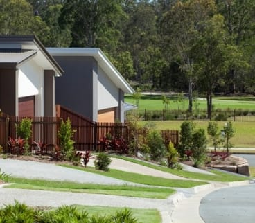 Mirvac's Gainsborough Greens development at Pimpama.