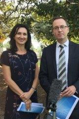 Former homicide investigator Belinda Neil and NSW Greens MP  David Shoebridge have been working on the reforms.