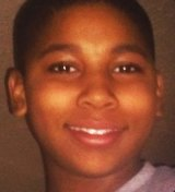 Tamir Rice, a 12-year-old boy who was fatally shot by Cleveland police officers in November.