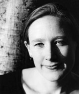 American playwright  Sarah Ruhl wrote <I>Eurydice</I> in the wake of her father's death.