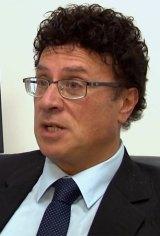 Former senior Victorian Education Department official Nino Napoli.