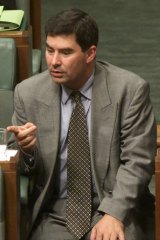 Former federal Liberal MP Andrew Thomson