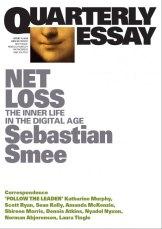 Net Loss by Sebastian Smee.