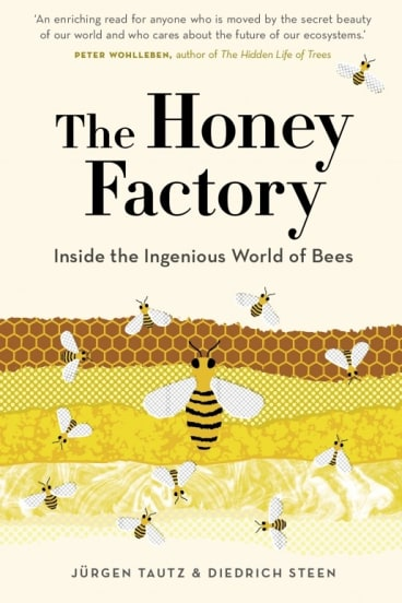 The Honey Factory. By Jurgen Tautz and Diedrich Steen.