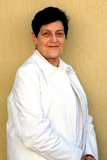 Poet Judith Rodriguez.