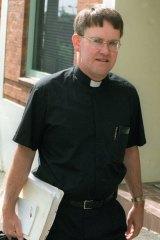 Father John Gerard Nestor in 1996.