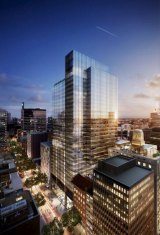 Brookfield Property Partners has been given State Significant Development (SSD) approval for the proposed $1 billion Wynyard Place.