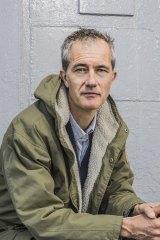 British travel writer and novelist Geoff Dyer.