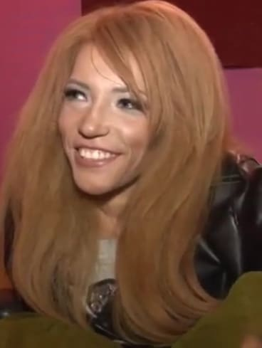 Russian singer Yulia Samoylova.