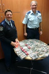 Officers find a large stash of tobacco hidden at a Sydney prison before centres go smoke-free.