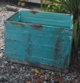 The icebox that provided Alvarenga and Córdoba with sun protection.