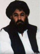 New Taliban leader: Mullah Mansour.