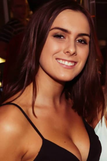 Georgina Bartter, who died after she reportedly took one and a half pills at a music festival.