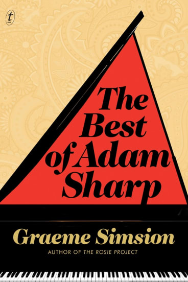 <i>The Best of Adam Sharp</i> by Graeme Simsion.