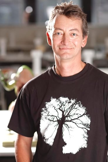 <i>Catalyst</i> presenter Mark Horstman.