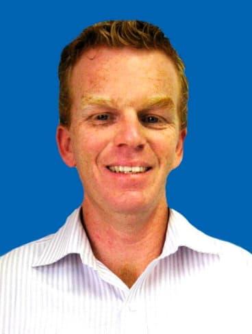 Slain policeman Damian Leeding.