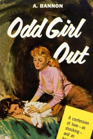 Odd Girl Out. By Ann Barron.